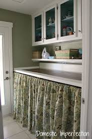 Laundry Room Curtain Decor Laundry Room Curtains Scalisi Architects