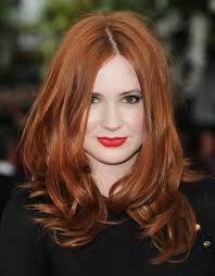 short light red hair color highlights dark red brown hair color