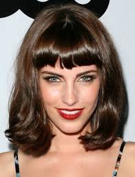 pageboy hairstyle gallery women s very short pageboy hairstyle with dark blonde hair color