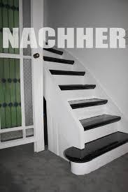 treppe streichen fraufertig 1 die treppe