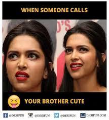 dopl3r com memes when someone calls your brother cute desifun