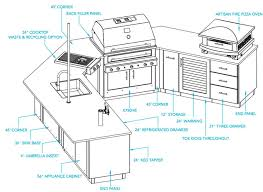 outdoor kitchen designs outdoor kitchen plans kalamazoo outdoor gourmet