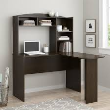 amazon com altra furniture dakota space saving l desk with hutch