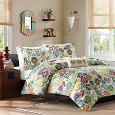 What Size Is King Size Duvet Cover Mi Zone Asha 4 Piece Duvet Cover Set Free Shipping On Orders