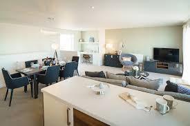 the promenade show apartment furnish that room