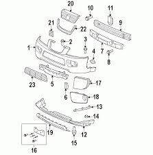 saturn vue bumper diagram on saturn images wiring diagram
