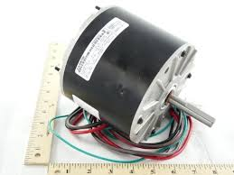 48y frame fan motor f48g45a48 a o smith york 1 4 hp 208 230v 1 ph 850 rpm cwle