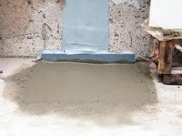 Leaky Basement Repair Cost by Flexispan Repair For Leaking Basement Walls
