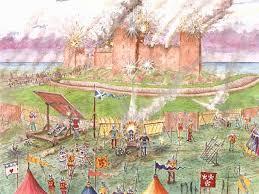 siege a abercorn castle seige