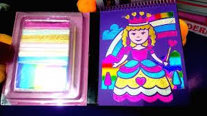 ألعاب أطفال التلوين بالفويل الملون ألعاب بنات kids crafts for