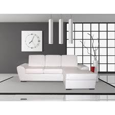 canap d angle mistergooddeal canapé d angle mistergooddeal lotus réversible blanc prix 399 99