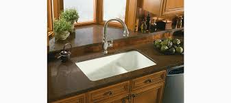 Standard Plumbing Supply Product Kohler K IronTones - Kohler double kitchen sink