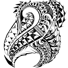 tribal aztec warrior tattoo design photo 6 2017 real photo
