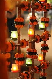 Wedding Backdrop Themes Wedding Backdrop Genda Flowers Decor Lantern Theme Dim Light