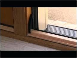 Patio Door Weather Stripping Drafty Patio Door Mbtshoeswomen Us