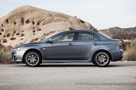 2014 Mitsubishi Lancer Evolution X Report Mitsubishi To Introduce Evo Inspired Hybrid Crossover