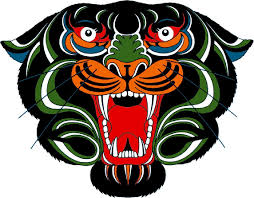 fire tiger tattoo free download clip art free clip art on