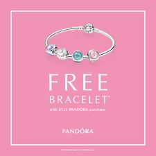 free bracelet images 2017 spring pandora free bracelet event be charming blog jpg