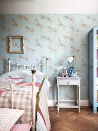 Shabby Chic Style Wallpaper by 9 Of The Prettiest Shabby Chic Style Bedrooms On Houzz