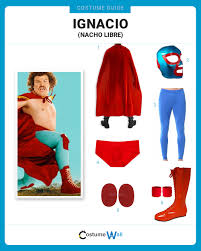 nacho libre costume dress like ignacio nacho libre costume and