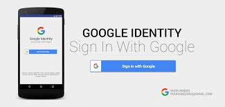 google identity sign in with google
