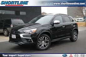 new 2017 mitsubishi outlander sport for sale in aurora colorado