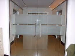 home office doors with glass glass office doors glass doors office dannyrose co
