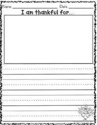 thanksgiving writing template journell teacherspayteachers