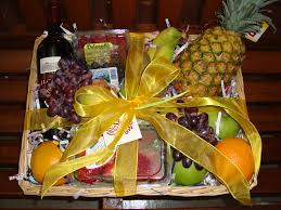 halloween fruit baskets red pineapple product 2