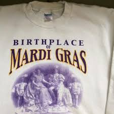 mardi gras sweatshirt find more mardi gras sweatshirt for sale at up to 90 mobile al