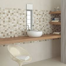 Wall Border Tiles 55x33 3 Adelaide Beige Mosaic Bathroom Wall Tiles Wall Tiles