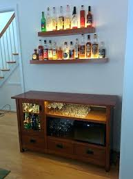 Lighted Bar Cabinet Liquor Cabinet Ideas Living Room Bar Cabinet Mini Bar Cabinet