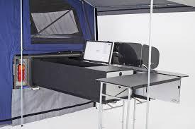 motorbike camper trailer mx campers camper trailer kitchen