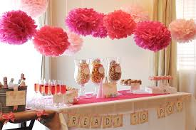 baby shower for girl dessert tables for baby showers popsugar