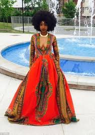 slayed u2013 30 times african print prom dresses stole the scene