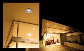creative exterior soffit led lighting room ideas renovation photo