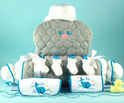 unique baby gifts octopus layette gift set