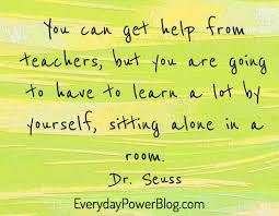 inspirational dr seuss quotes on love life and learning