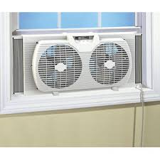 electrically reversible twin window fan dual blade 9 inch twin window fan with cover portable reversible