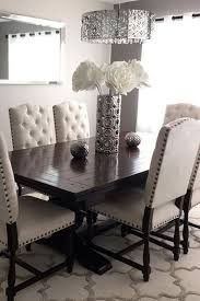 dining room set black and white dining room sets galleries photo on