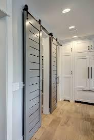 Kitchen Door Designs The Sliding Barn Doors Were Custom Designed By Cvi Design And