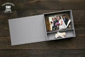 small photo album 4x6 book cloth linen 4x6 print usb flash drive box holder