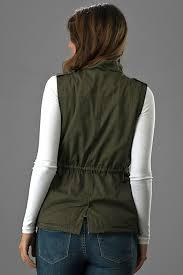 c u0027esttoi anorak safari vest from oklahoma by simply turquoise