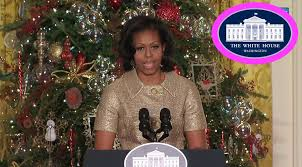Christmas Decorations At White House by White House Christmas Decorating Youtube