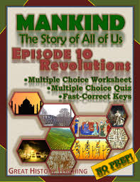 crash course u s history worksheets episodes 16 20 by