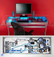 25 best custom computer desk ideas on pinterest custom desk