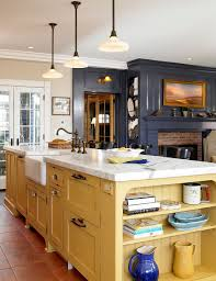 yellow kitchen islands 25 colorful kitchen island ideas to enliven your home