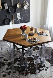 diy honeycomb table with industrial pipe legs u2013 a beautiful mess