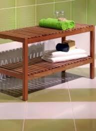 Bathroom Bench With Storage Bathroom Bench Add Baskets Underneath For Storage Bathroom