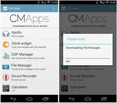 rooting apps for android to install cyanogenmod apps on any android device without rooting